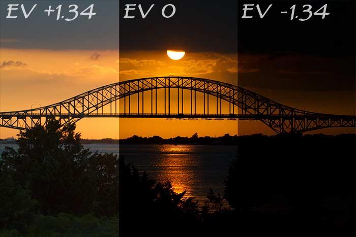 آموزش تصویری HDR با دوربین کانن