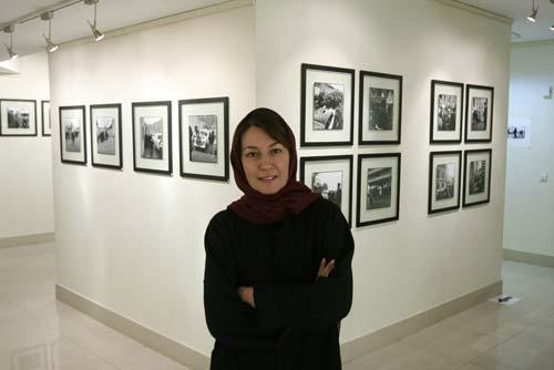 بازار عکس ایران در گفتگو با آناهیتا قبائیان